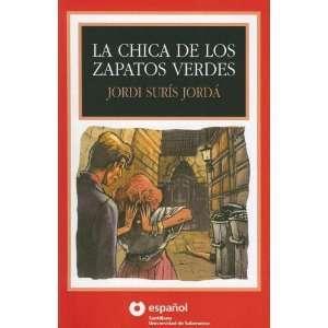 La chica de los zapatos verdes (Leer En Espanol, Level 2