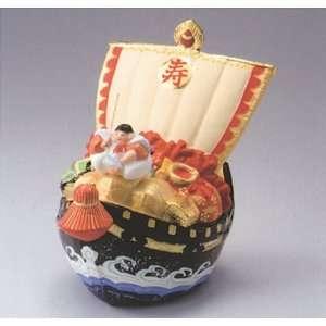Gotou Hakata Doll Ebisu Fune(Small) No.0539: Home & Kitchen