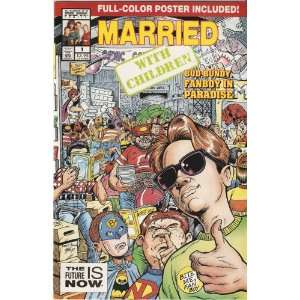 Marriedwith Children: Bud Bundy, Fanboy in Paradise #1