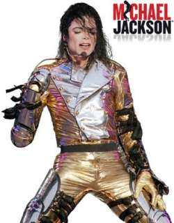 Adult Mens Michael Jackson World History Tour Jacket