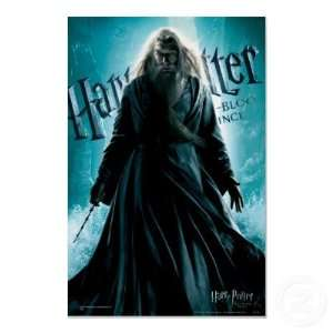 Albus Dumbledore HPE6 1 Posters: Home & Kitchen