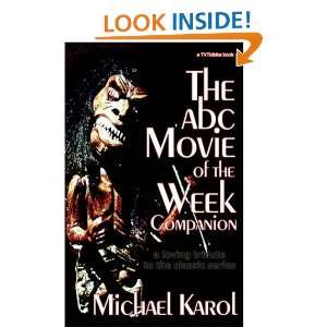 Movie of the Week Companion a loving tribute to the classic series