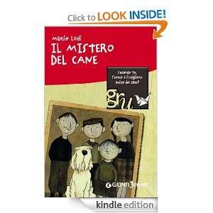 del cane (Italian Edition) Mario Lodi  Kindle Store