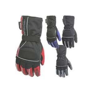 Closeout   Fieldsheer Aqua Sport Ladies Glove Small Blue