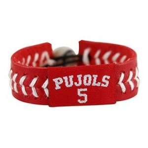 St. Louis Cardinals Albert Pujols Team Color Jersey