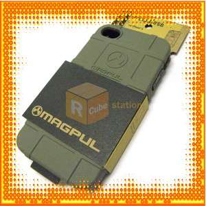 MAGPUL FOL Camo PMAG Field Protective Cover Case for iPhone 4 / 4S