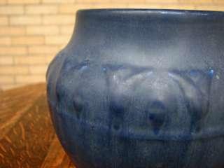 SUPERB Antique HAMPSHIRE POTTERY Art Pottery Vase pot44