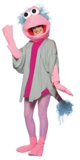 FRAGGLE ROCK RED GOBO WEMBLEY MICKEY COSTUMES SET