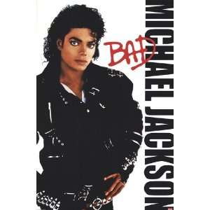 Michael Jackson   Bad by Unknown 24x36