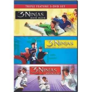 3 Ninjas Set (3 Ninjas Kick Back/3 Ninjas High Noon at