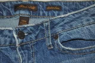 AEROPOSTALE stretch flare jeans size 5/6 R 30X31.5