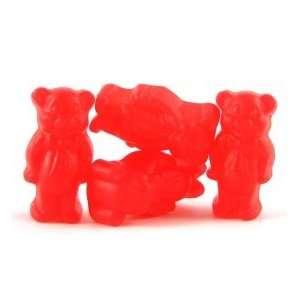 Albanese Strawberry Gummi Bears 4lbs Grocery & Gourmet Food