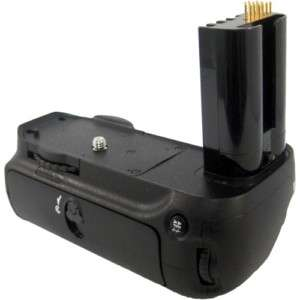 Zeikos ZE NBG90 Power Battery Grip for Nikon D90/D80