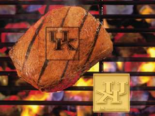 Kentucky Wildcats Logo BBQ Grill Meat Branding Iron