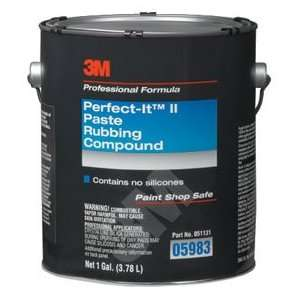 Perfect It? II Rubbing Compound 3M 5983: Automotive