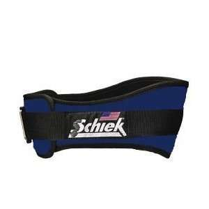 inch Nylon Support Belt Lt Navy   XS: Sports & Outdoors