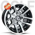 Gloss Black 4 Wheels Rim 12x7 items in KJ Motorsports