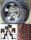 wheel and lift kit combo for ezgo txt 1994 2001 5 new 23 tires 12x7