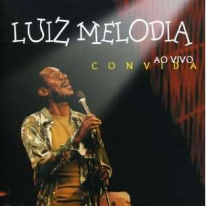Convida Ao Vivo Luis Melodia Music
