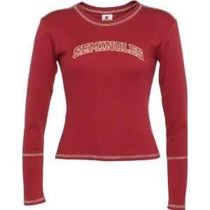 Florida State Seminoles Womens Long Sleeve T shirt