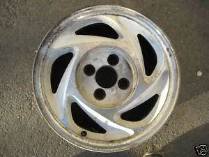 Used 14 14 Inch 90 93 Acura Integra Alloy Wheel Rim 14x6 OEM