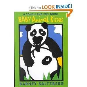 Baby Animal Kisses: Barney Saltzberg: Books