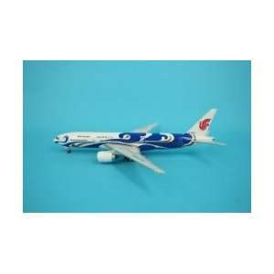 Jet X Singapore Airlines 727 200 Model Airplane Toys & Games