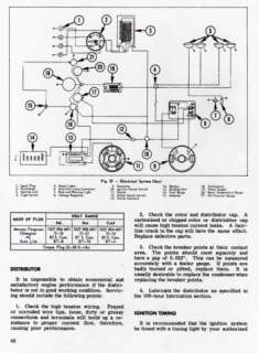 MASSEY FERGUSON MF 165 TRACTOR OPERATOR MANUAL REPAIR