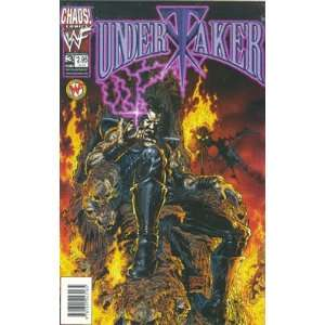 Undertaker Comic #3   Chaos! Comics (June 1999): Chaos