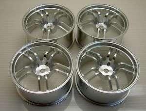Aluminum Drift Wheel 1/10 Car YOKOMO TT01 1.9/ 52mm