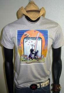 1975 FENDER GUITAR PROMO DEMO Stratocaster Telecaster DS VTG t Shirt