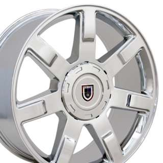 22 Rim Fits Cadillac Escalade Wheel Chrome 22x9