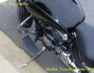 Yamaha V Star Vstar 650 Classic Engine Guard Crash Bar
