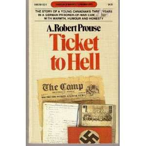 : From a Prisoners Wartime Log 1942   1945: A. Robert Prouse: Books
