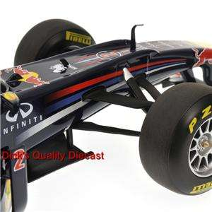 mark webber s 2011 f1 ride 2010 red bull racing s show car in stock
