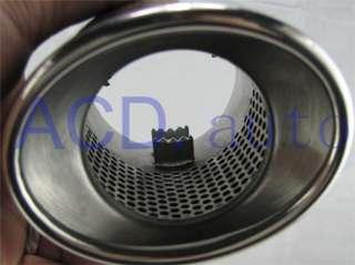 muffler tip stainless steel for Honda Civic 2006 2011 free ship