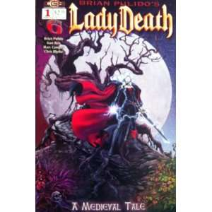 Lady Death Comic 1: Brian Pulido, Ivan Reis: Books
