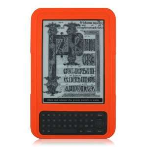 Silicone Skin Case Cover for  Kindle 3g Wireless Reading Device
