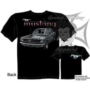 Size XL, Ford Mustang Ponycar, Muscle Car T Shirt, New, Ships within