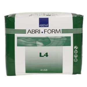 Abena Abri Form L4 X Plus Adult Diapers   Case of 36 (40