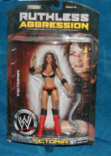 WWE Victoria Ruthless Aggression Action Figure