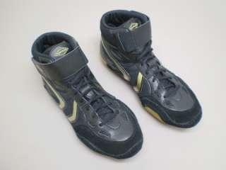 Matman G7 Revenge Wrestling Shoe Men Size 11 Black Gold