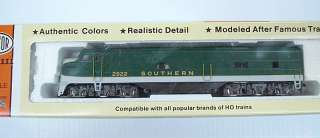Southern Rwy EMD E 7A #2922 Powered HO Scale by Con Cor