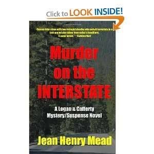 Cafferty Mystery/Suspense Novel) [Paperback]: Jean Henry Mead: Books