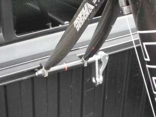Bike Mount for Toyota Tacoma & Tundra Bed Rail   Bicycle Rack