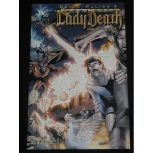 AVATAR COMIC BOOK (LADY DEATH, 1ST): BRIAN PULIDO, DI AMORIM: Books