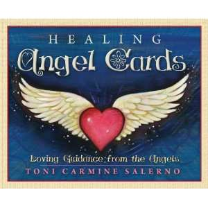 Healing Angel Cards (9780980398366): Toni Carmine Salerno: Books