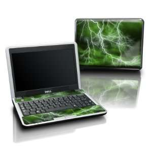 Green Design Protective Skin Decal Sticker for DELL Mini 10 Laptop