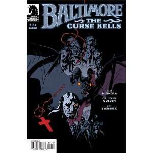 Baltimore Curse Bells #4 Mike Mignola, Christopher Golden