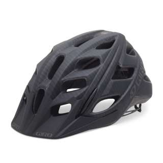 2012 Giro HEX Bike Helmet Black Lines Mountain MTB L 59 63cm Black